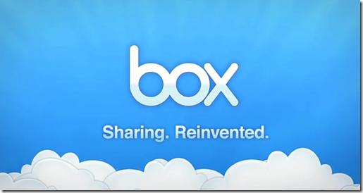 Imagen: Logo de Box punto net