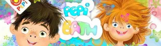 Pepi Bath (o una manera divertida para aprender hábitos de higiene)