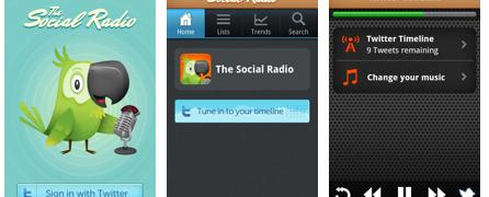 The Social Radio, o cómo escuchar a tu red social (y no leerla)