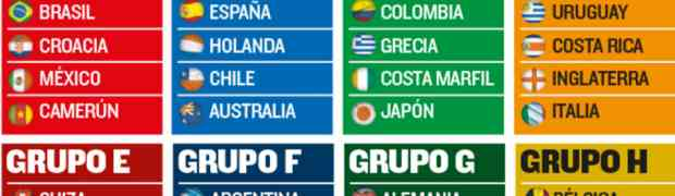 Un calendario mundialero 2.0 en tu celular