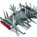Navaja suiza ideal con muchas herramientas