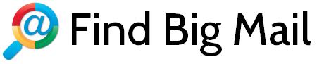 Logo Findbigmail