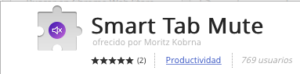 Logo SmartTab, extension para google chrome