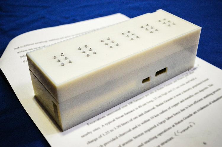 Prototipo de Tactile