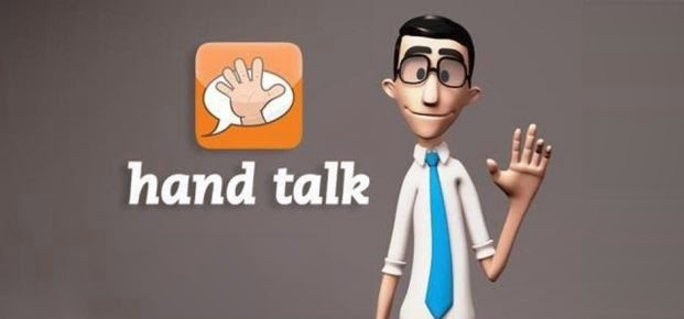 Foto de Hugo, avatar de app Hand Talk
