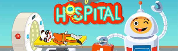 Hazte doctor, paciente o un curioso explorador con la divertida app Pepi Hospital